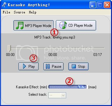 karaoke free vocal removal software